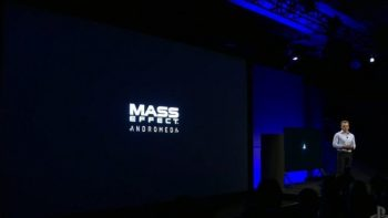 Mass Effect: Andromeda Gameplay Footage Running At 4K On PS4 Pro