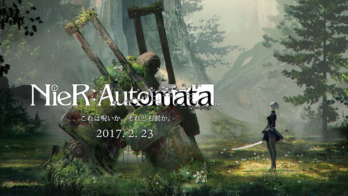 NieR: Automata Release Date Announced At TGS 2016