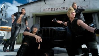 Final Fantasy XV's First Hour Sets the Stage for an Epic Adventure – Hands-On from PAX West 2016