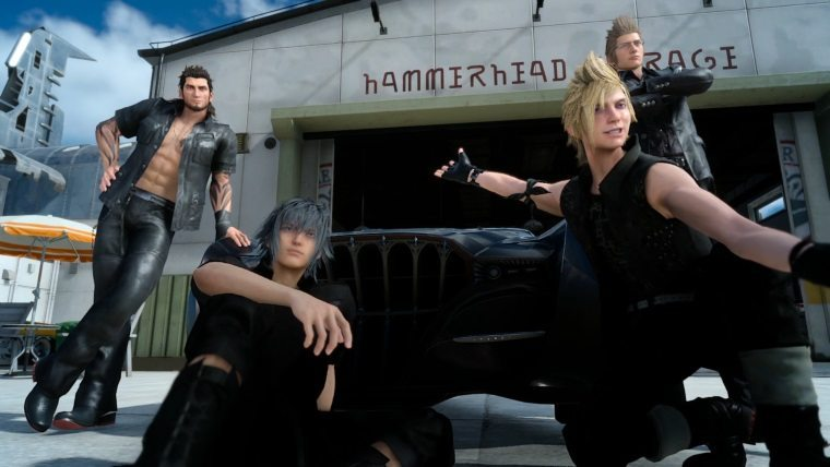 Final Fantasy XV's First Hour Sets the Stage for an Epic Adventure - Hands-On from PAX West 2016 Articles  PAX West Final Fantasy XV