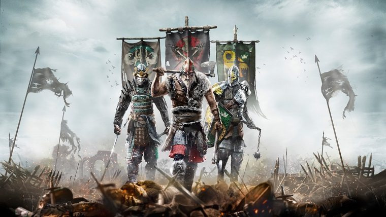 For Honor is Strategy and Action Perfected - Hands-On and Gameplay from PAX West 2016 Articles  Ubisoft PAX West For Honor