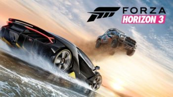 Forza Horizon 3 File Size Revealed For Xbox One & Windows 10