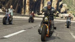 Grand Theft Auto 5 Biker DLC