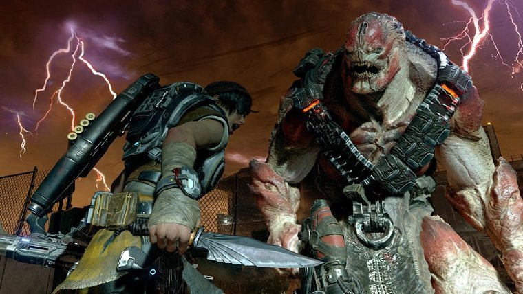 Hour Trial for Gears Of War 4 Begins Next Week