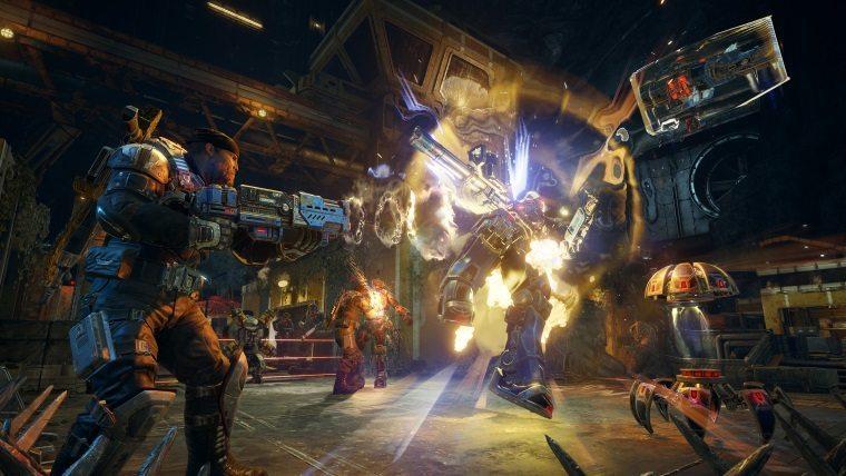 Gears of War 4 Horde 3.0 PAX 1