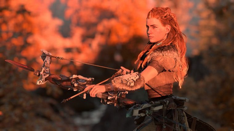 News  PS4 Pro Horizon: Zero Dawn