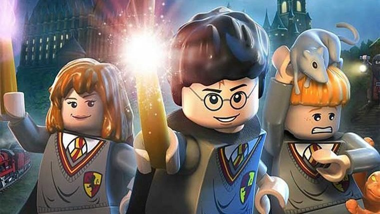 LEGO Harry Potter PS4