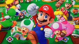 Mario Party Star Rush gameplay