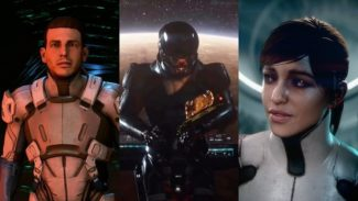 Mass Effect Andromeda Ryder Family Voice Cast Revealed