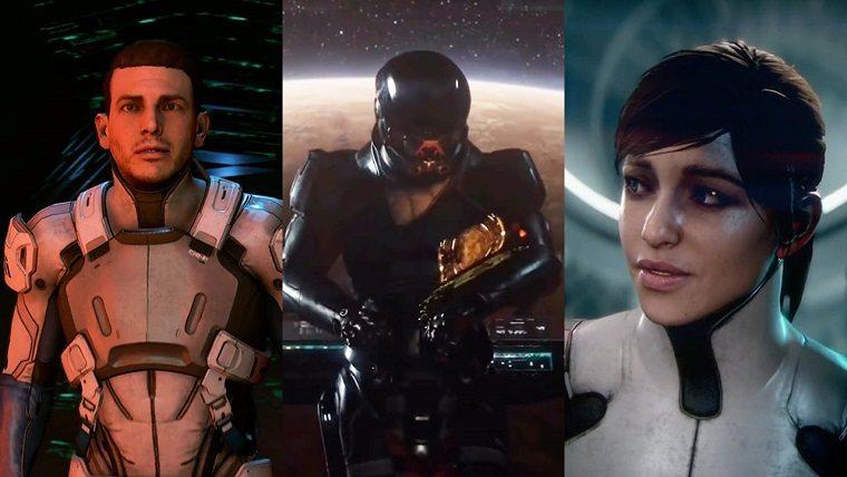 Mass Effect Andromeda Best Squadmates Build