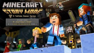 Minecraft: Story Mode Episode 8 'A Journey's End?' Out Next Week