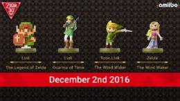 New Zelda Amiibo