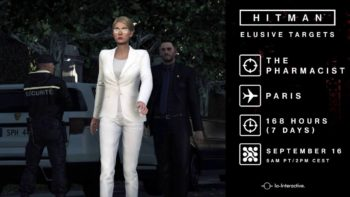 Hitman Elusive Target Number 10 Arrives