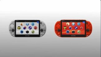 Silver & Metallic Red PS Vita Models Announced At TGS