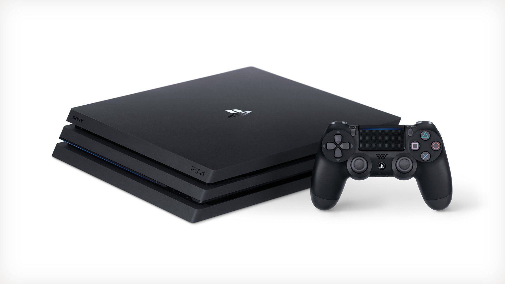Official PlayStation 4 Pro Technical Specs