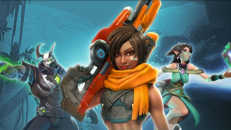 Paladins is Adding a Battle Royale Mode Called Paladins: Battlegrounds