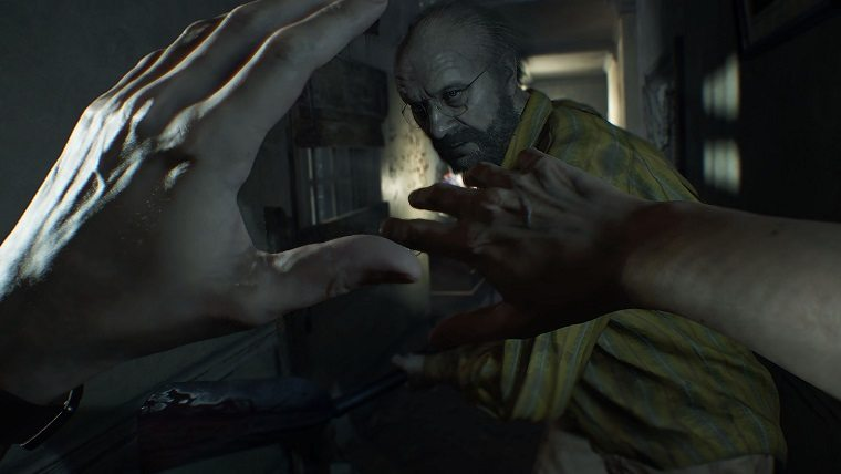 Resident Evil 7 More Difficult Capcom