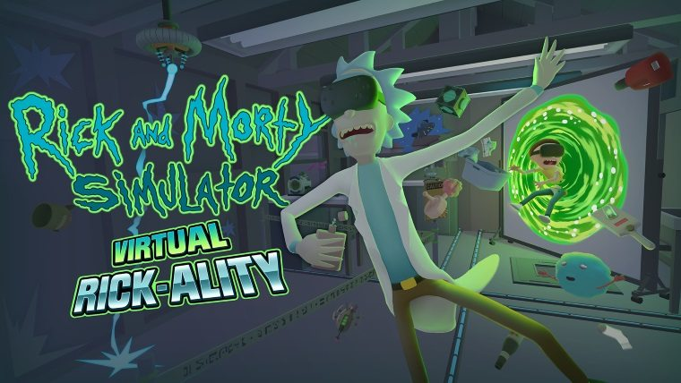 Rick and Morty: Virtual Rick-ality out April 10, Collector's Edition Revealed