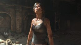 Rise of the Tomb Raider PS4 Pro