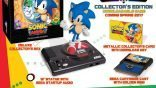 Sonic Mania Collector's Edition Revealed, Contains Sonic/Sega Genesis Statue And More