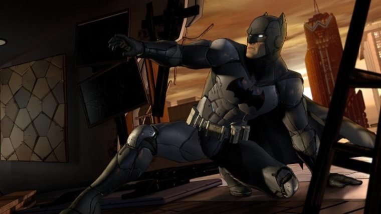 Batman: The Telltale Series - Episode 2 Review Reviews  Telltale Games Batman - The Telltale Series batman