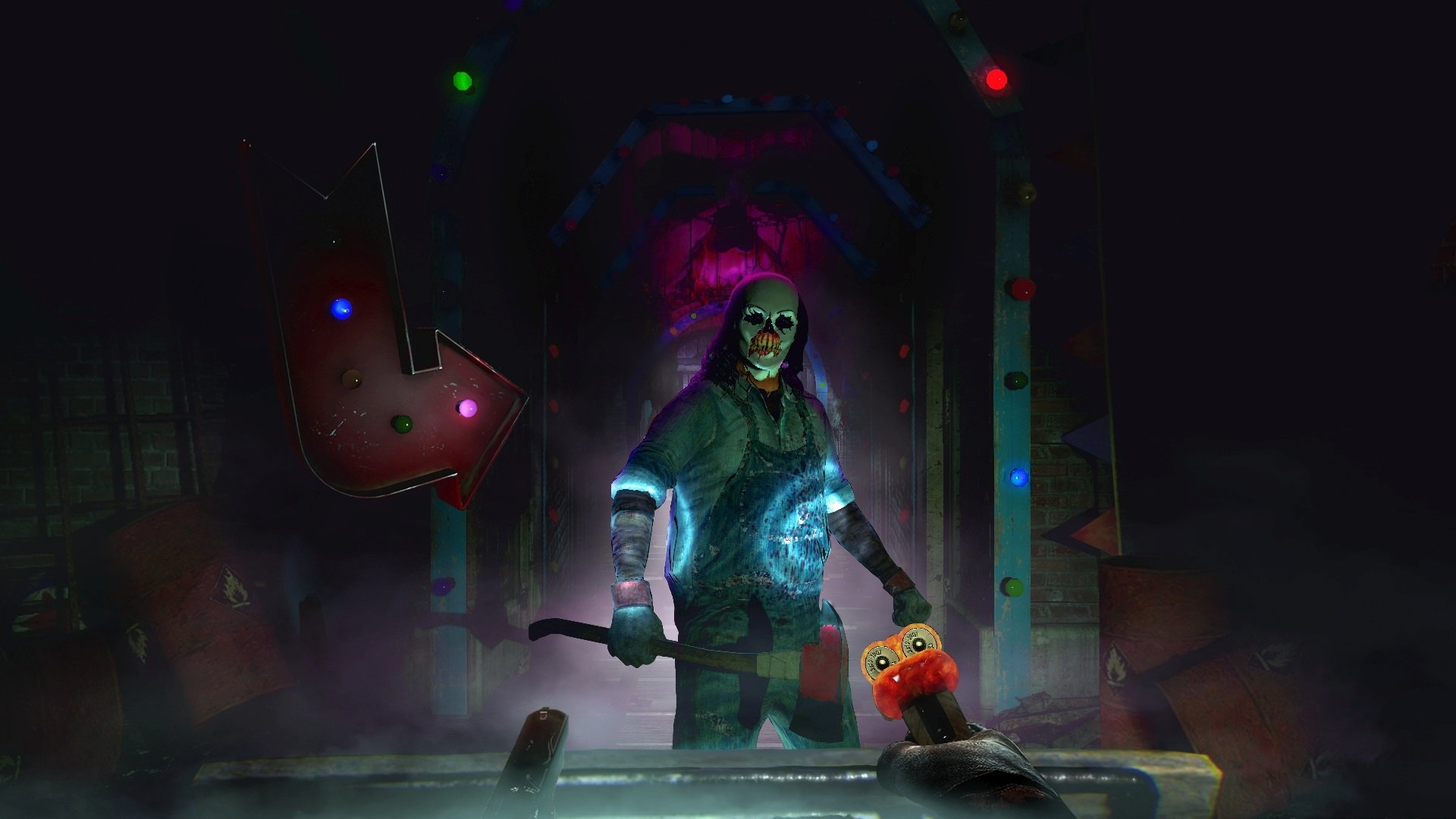 New Until Dawn: Rush Of Blood Video Has Developers 'Getting The Best Out Of PlayStation VR'