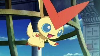 PSA: September's Free Event Pokemon Distribution Victini Is Now Available For Download