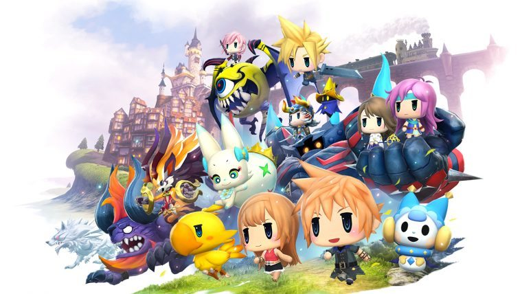 Square Enix World of Final Fantasy Image