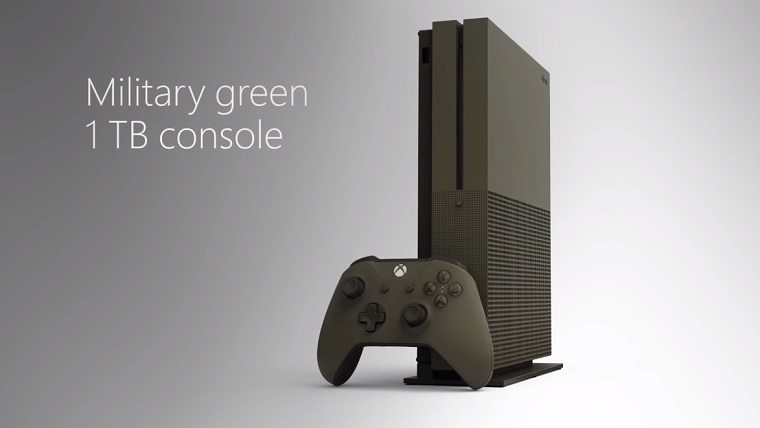 Xbox-One-S-Military-Green