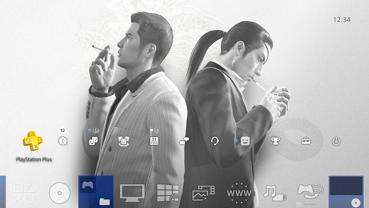 Yakuza-0-PS4-Theme