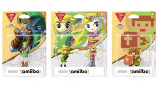 New The Legend of Zelda Amiibo Are Now Available For Pre-Order At Best Buy