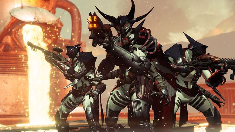 Destiny: Rise of Iron - Wrath of the Machine Raid Release Date and Time Revealed News  Destiny: Rise of Iron Destiny