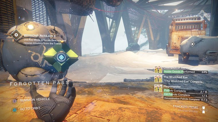 Destiny Guide: How to Get The Year 3 Gjallarhorn in Rise of Iron GameGuides  Destiny: Rise of Iron Destiny Guide