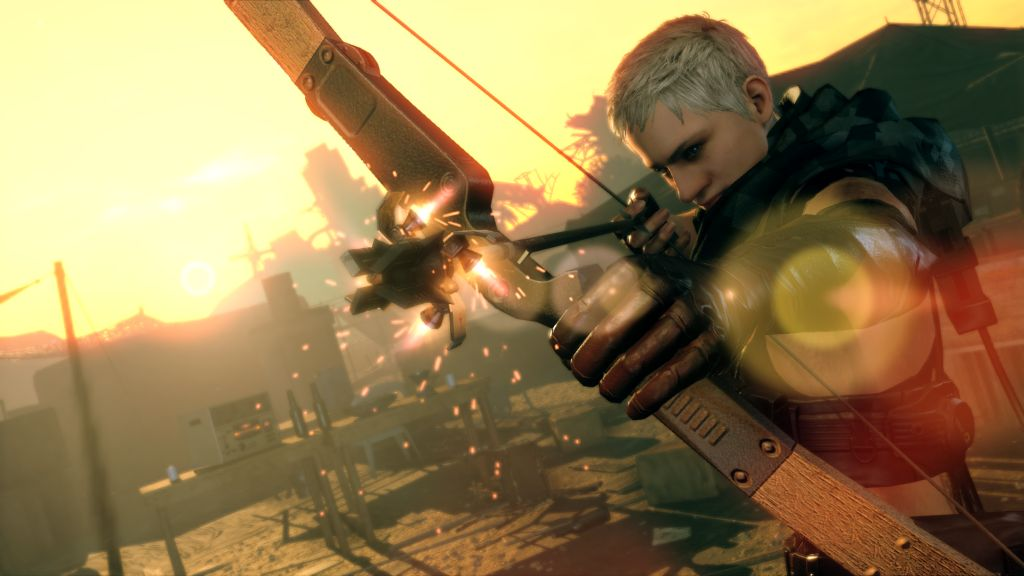 First Gameplay Video For Metal Gear Survive Released