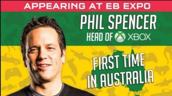 Xbox Head Phil Spencer Is Attending The EB Games Expo
