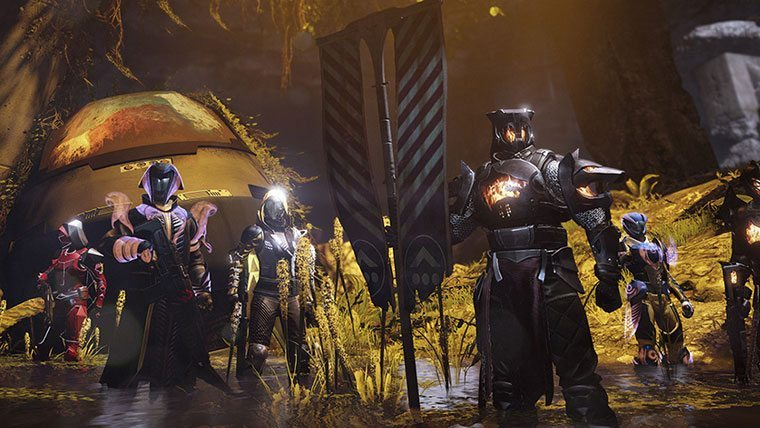 Check Out Gameplay From Two of Destiny Rise of Iron's New Crucible Maps & Private Matches Articles  Rise of Iron Destiny
