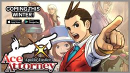 Apollo Justice: Ace Attorney Is Coming To iOS & Android This Winter