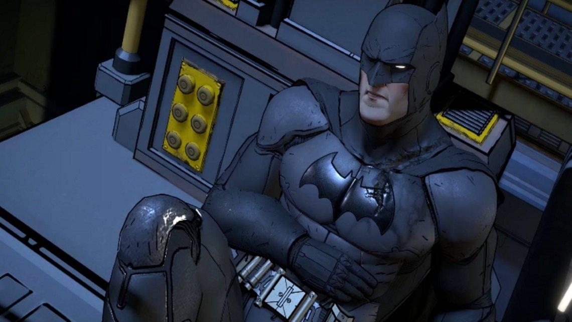 Batman: The Telltale Series – Episode 3 Review Reviews  Batman - The Telltale Series batman