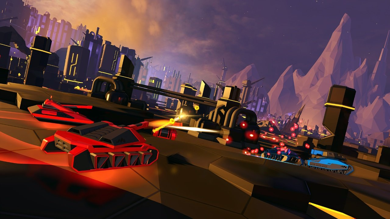 Battlezone PSVR Review - Attack of the Fanboy