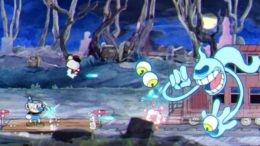 Cuphead Gameplay with Extended Look at Platforming Levels Shown at Gamescom