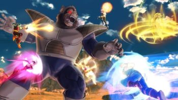 Dragon Ball Xenoverse 2 Guide: How To Beat Great Ape Vegeta/Nappa