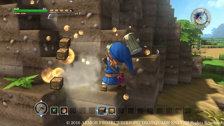 Dragon Quest VII: Fragments of the Forgotten Past Dragon Quest Builders Dragon Quest 11