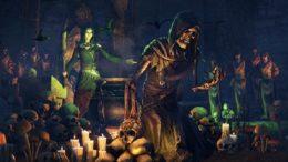The Elder Scrolls Online Halloween Event