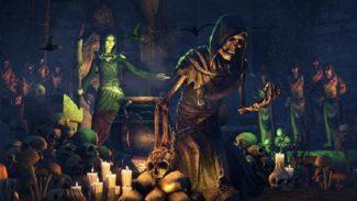 The Elder Scrolls Online Halloween Event Has Begun