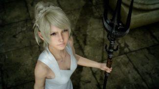 Final Fantasy 15 PS4 vs PS4 Pro Graphics Comparison Video
