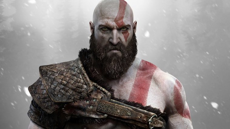 Kratos Goes Full Dad in New 'God of War' PS4 trailer