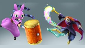 Hyrule Warriors Legends' A Link Between Worlds DLC Brings Ravio & Yuga To The Game