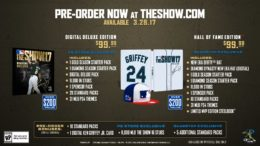 Cover Athlete & Release Date Announced For MLB The Show 17