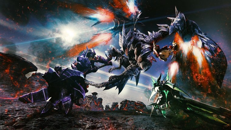 Monster Hunter Switch Release