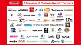 Nintendo Switch Has Impressive List Of Developers Including Bethesda, Square Enix, Take-Two Interactive & Many More
